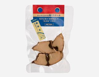 セミモイスト「ドットわんカツオ薫りステーキ」