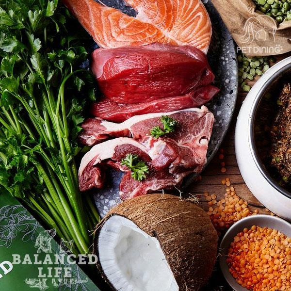 生食材の栄養素