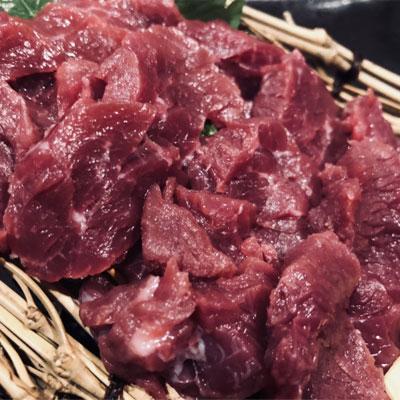 酵素も含まれるロー ミート(生肉)