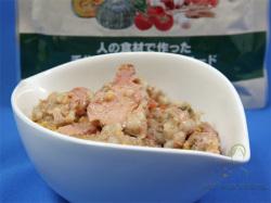 ウエットフード「あめつちの恵み鶏肉」