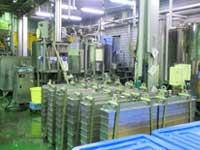 工場製造ライン